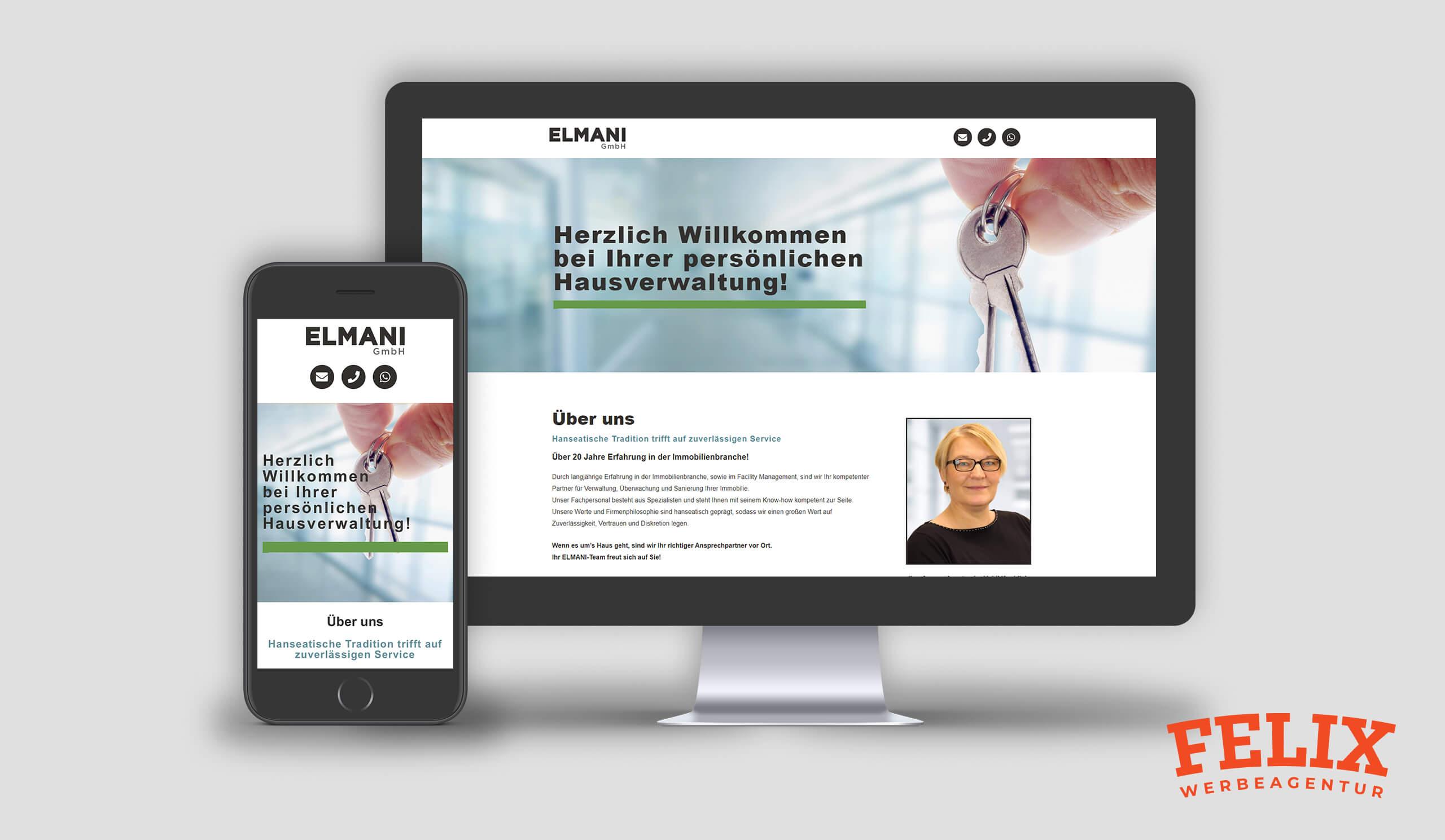 Mockup_ELMANI GmbH_Webseite