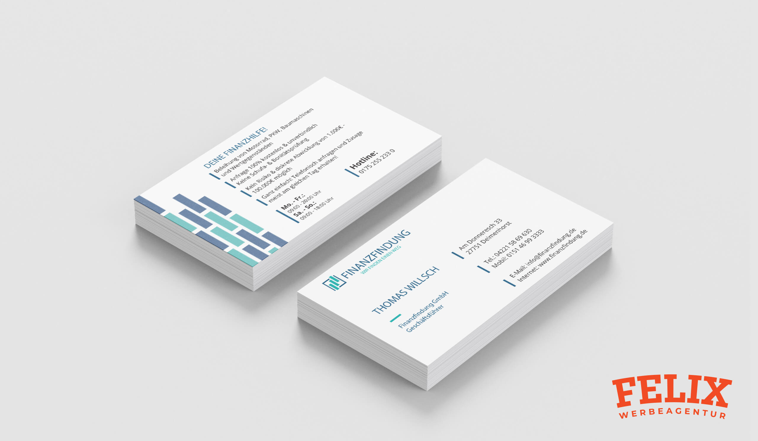 Mockup_Finanzfindung GmbH_Visitenkarte