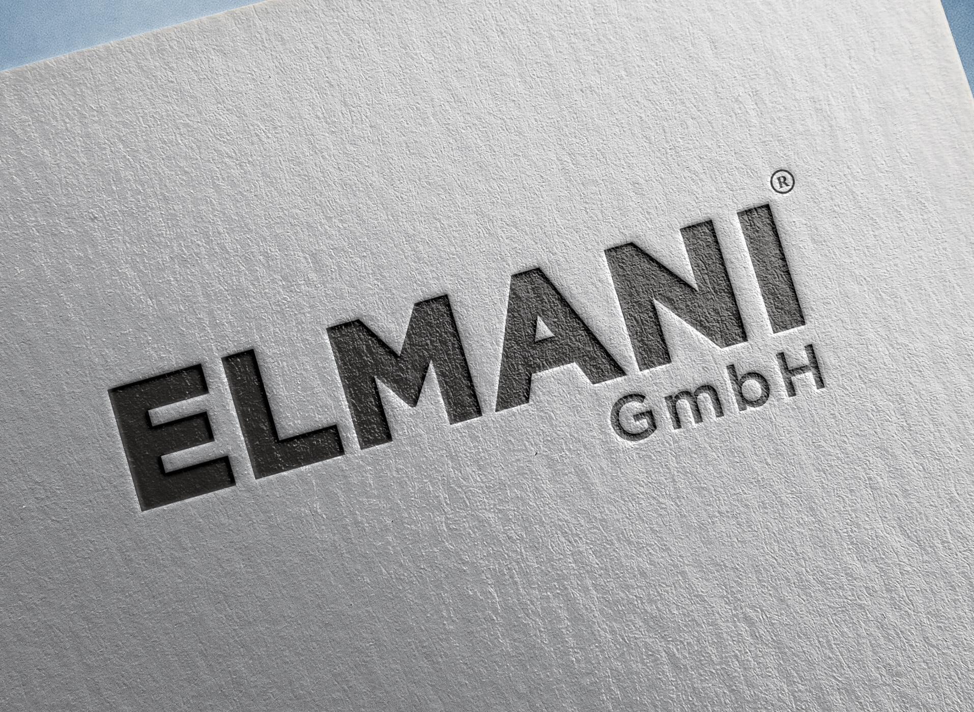 Grafische Gestaltung von Logo
